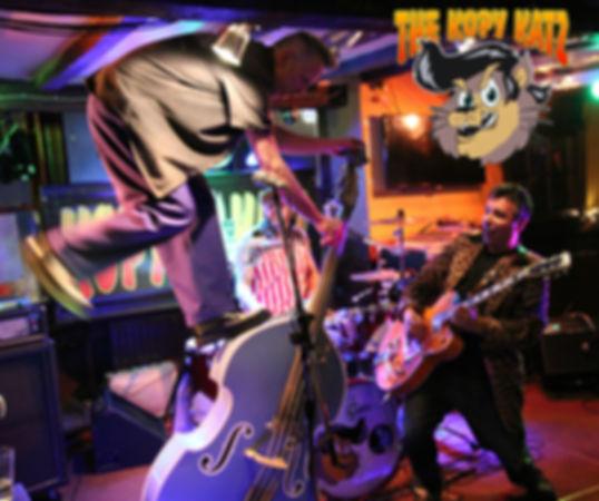 The Kopy Katz - UK Rockabilly Band