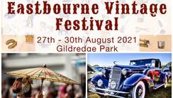 LIVE 28 Aug @ Eastbourne Vintage Festival