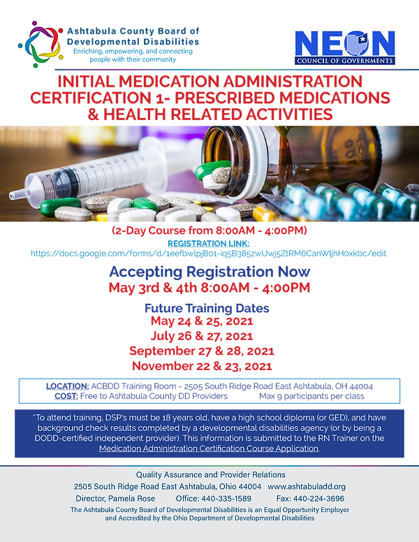 Initial Med Cert 1 Flyer May 3 & 4.png