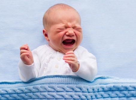 Les pleurs, un stress toxique?