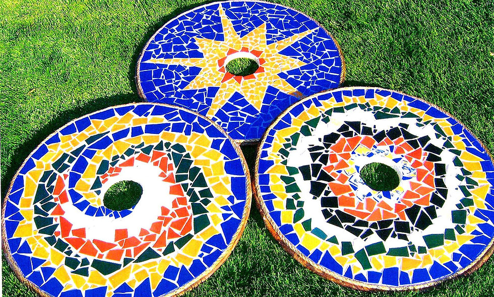 MOSAIC TABLES (All Patterns)