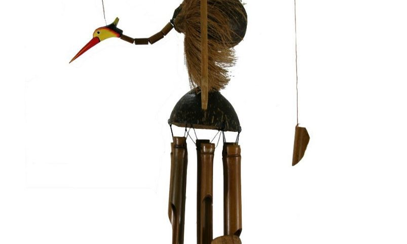 "24"" BIRD WINDCHIME"