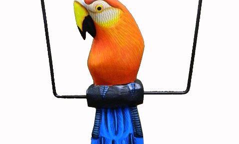 "16"" ALBESIA WOOD BIRDS"