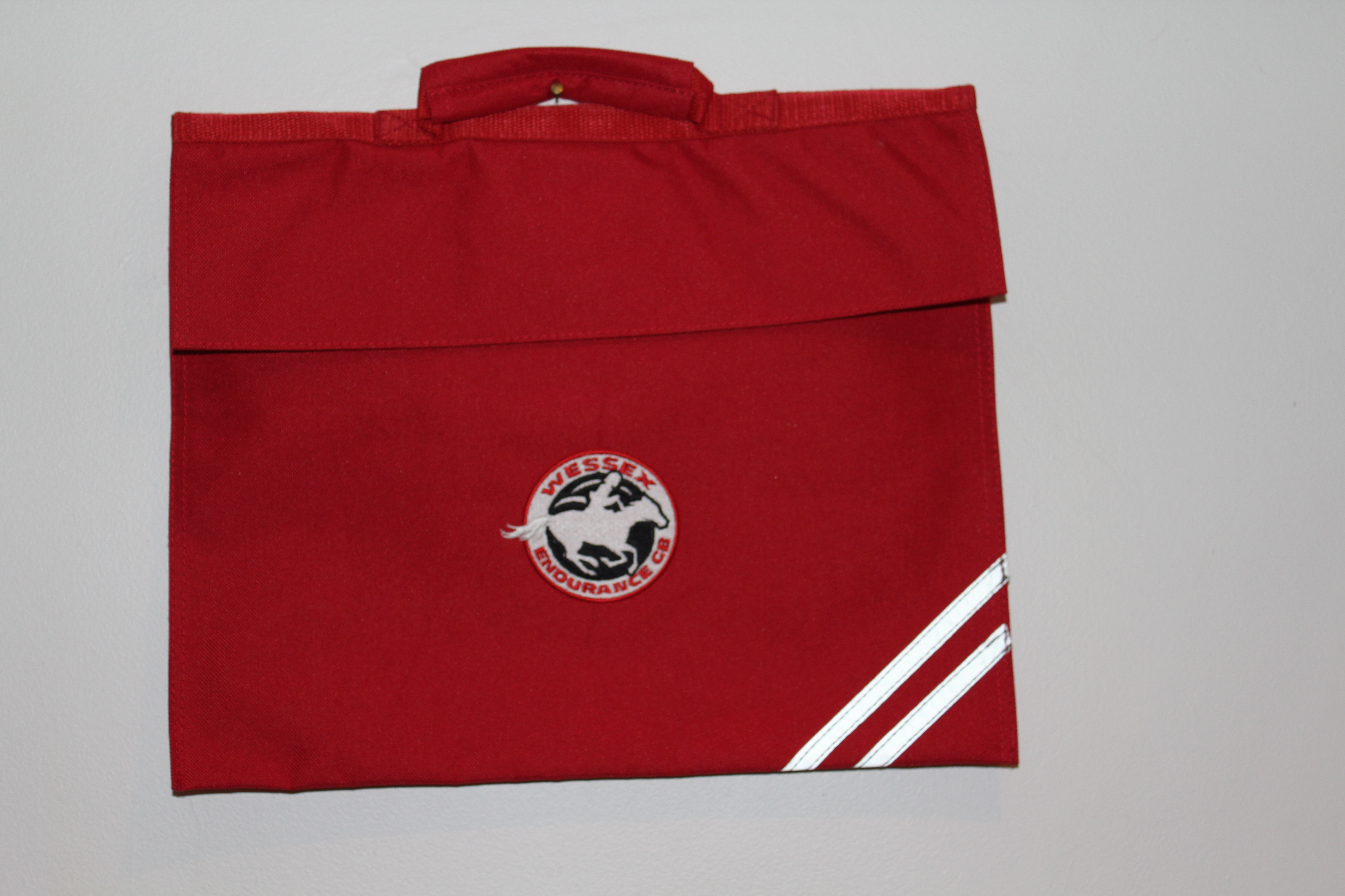 Wessex EGB Document Bag Red