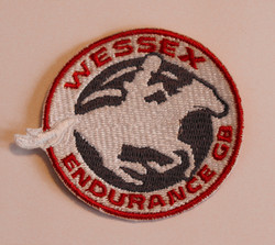 SALE - Embroidered Badge