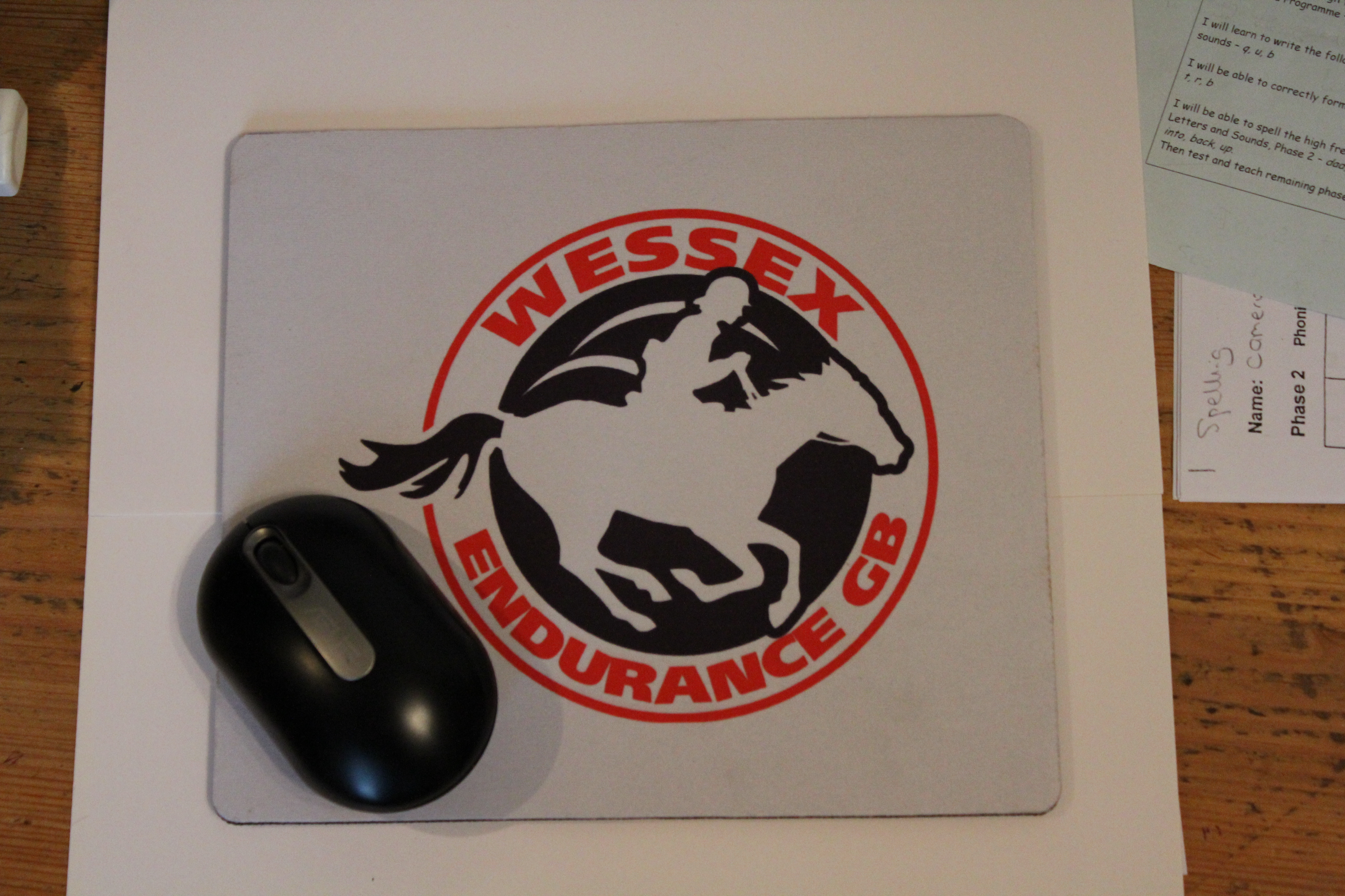 Wessex Endurance GB Mouse Mat