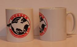 SALE Wessex Endurance GB Mug