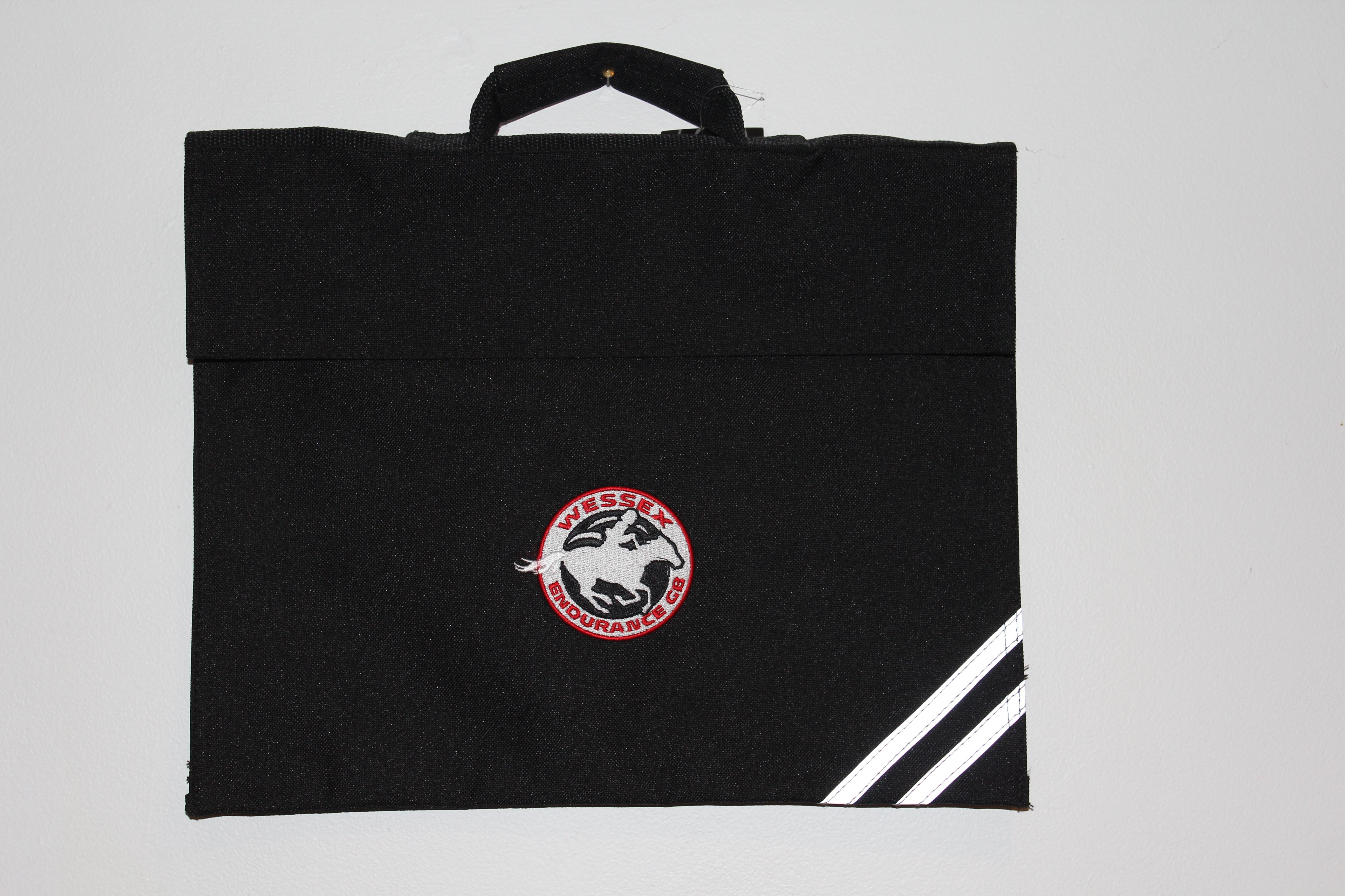 Wessex EGB Document Bag Black