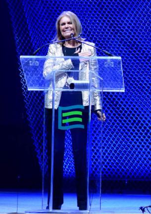 Gloria Steinem at Equality Utah, Corporate Event