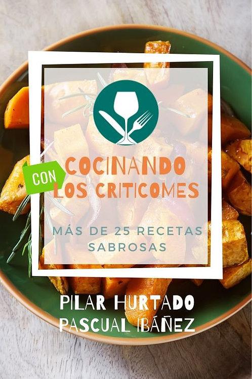 Libro: Cocinando con Pilar y Pascual