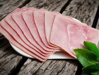 Evaluación sensorial: jamón pierna cocido de cerdo