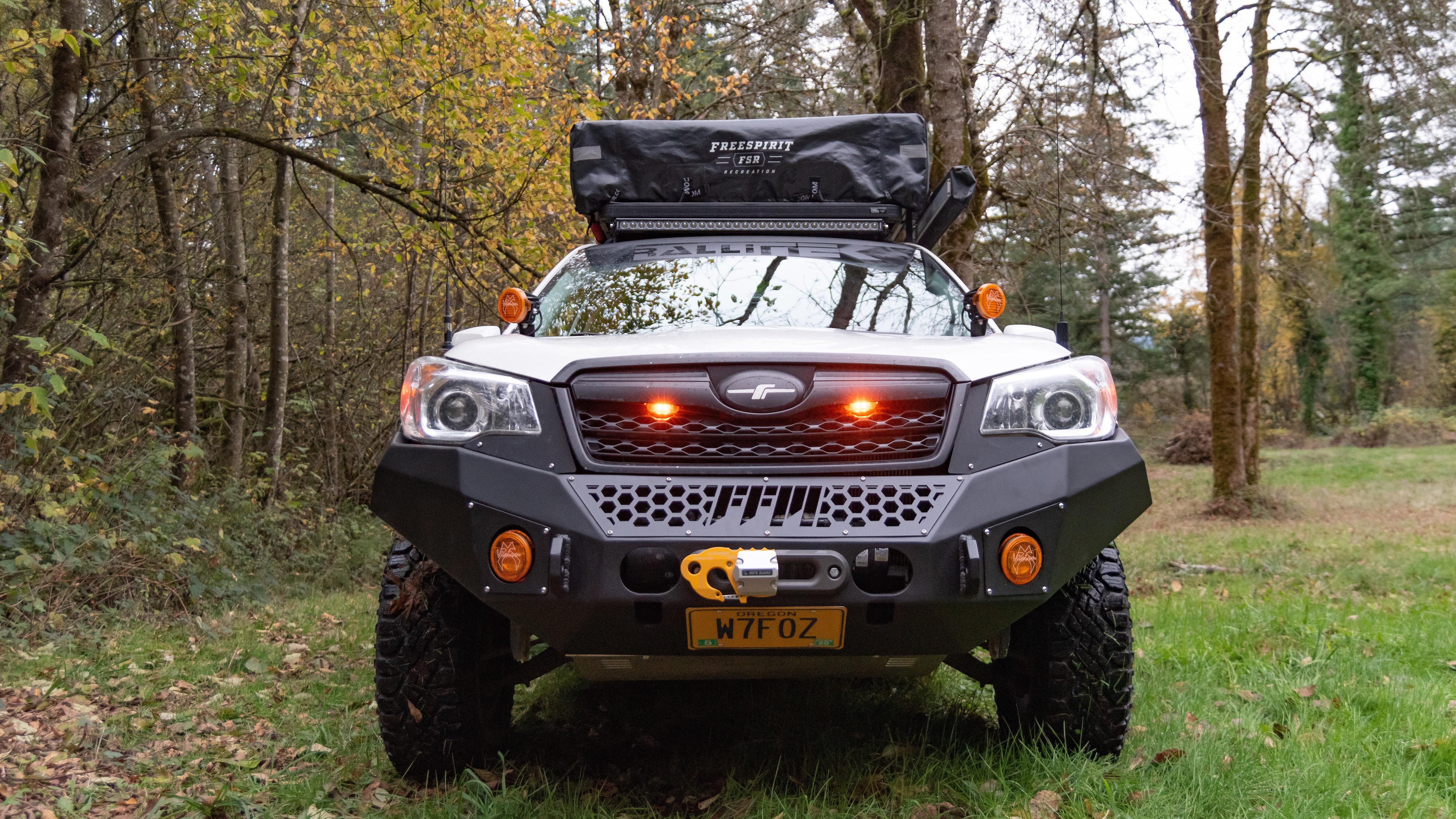 Subaru Forester Off Road Bumper