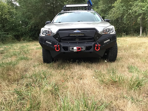 15-19 Outback Defender series  Front Bumper