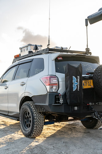 2014-2018 Subaru Forester Rear with dual swing outs