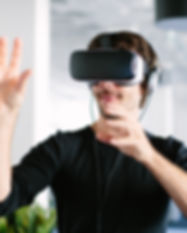 ชุดหูฟัง VR