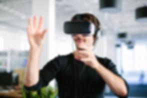 VR casque