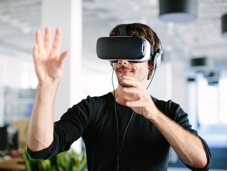 The Potential Of Virtual Reality