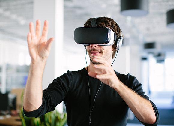 Виртуальная реальность   VR   финансовая модель бизнес плана