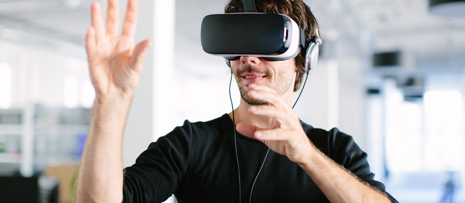 Virtual Reality in The Real Estate Market.