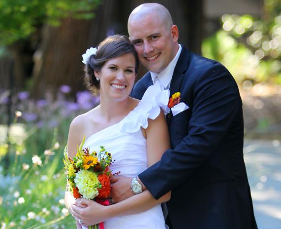 Elise and Dan 2013