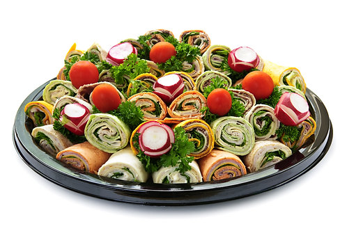 Assorted Wrap Tray