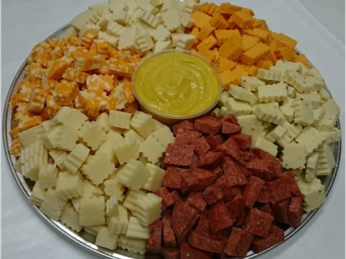 Cheese & Pepperoni Tray