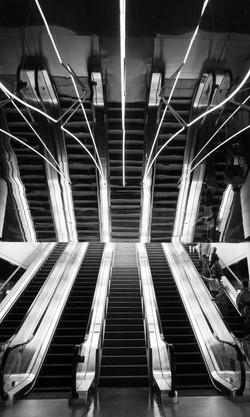 Escalators, Chicago
