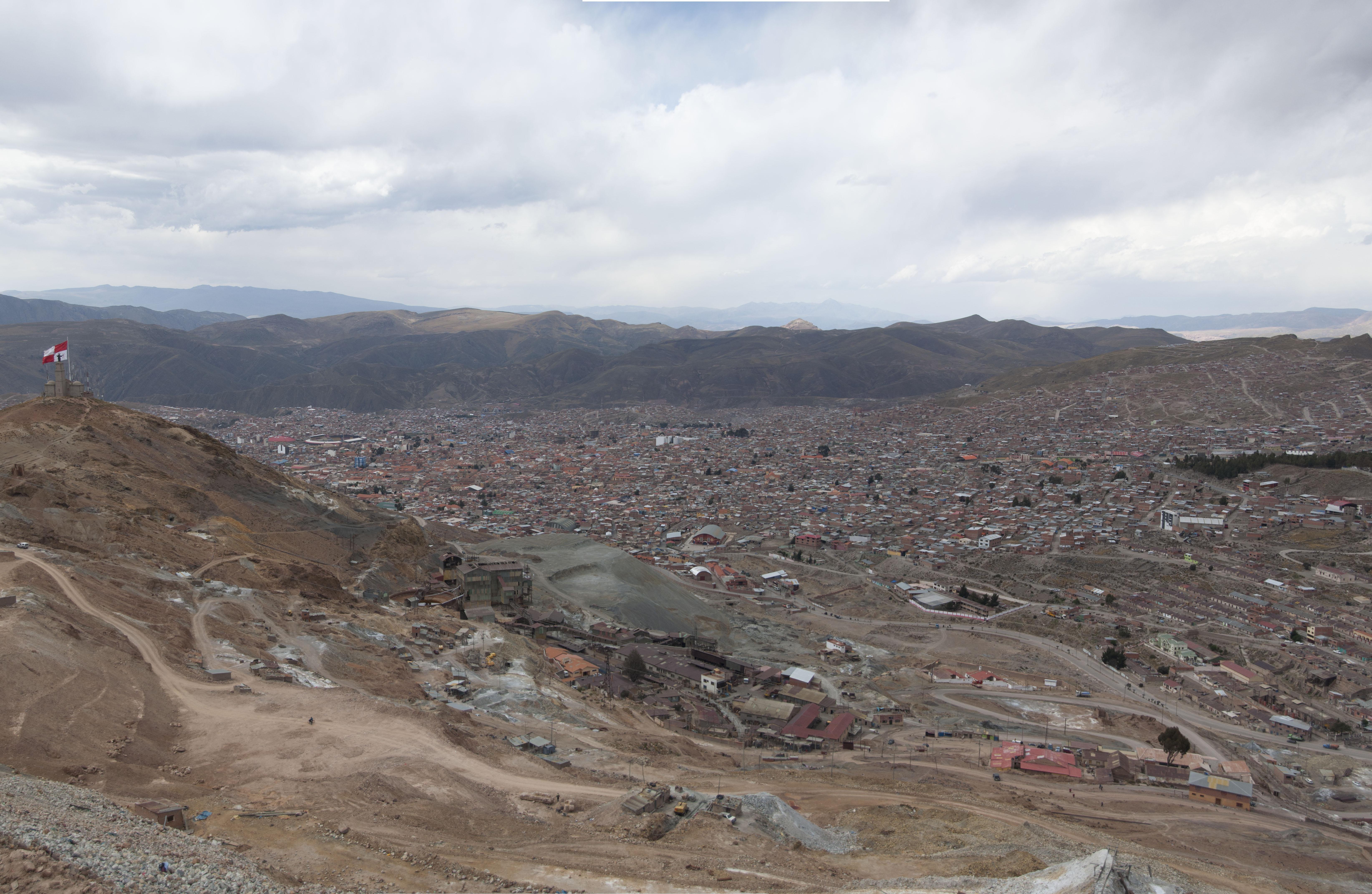 Potosi Panorama