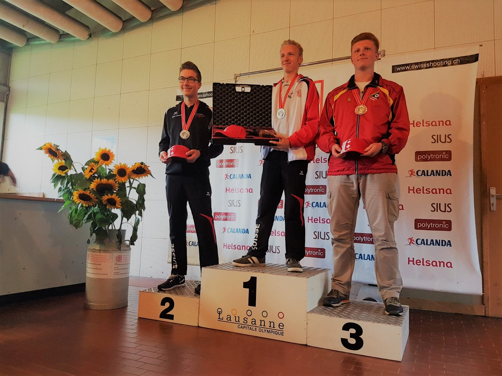 Freipistolen Einzelmeisterschaft