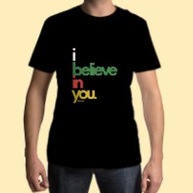Unisex I Believe In You Tee