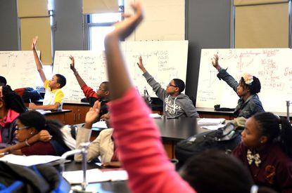 Racist Schools. Racist School Leaders. Become an Anti-Racist Leader. Now.