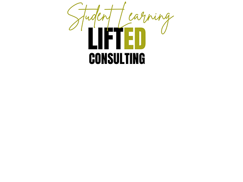 LIFTED Student Services/Tutoring Package