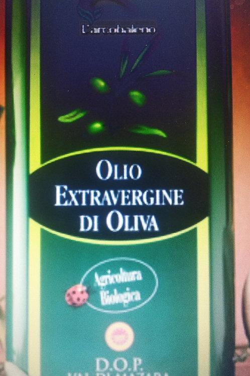 Olio extra vergine di oliva BIO