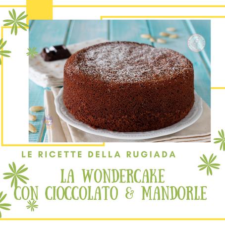 La Wondercake cioccolato e mandorle