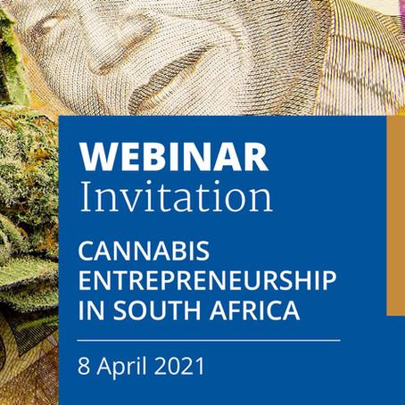 CANNABIS ENTREPRENEURSHIP IN SOUTH AFRICA