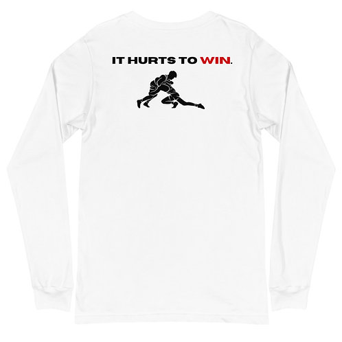 IT HURTS TO WIN GRAPHIC T