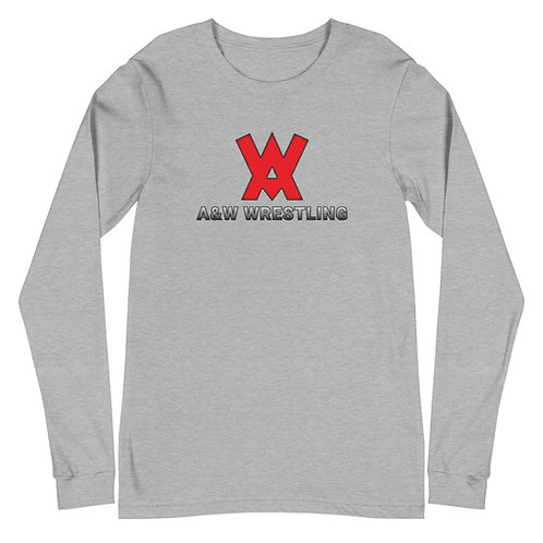 THE EDGE IS HERE LONG SLEEVE