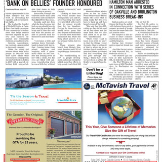 YMCA AWARD ARTICLE OAKVILLE BEAVER