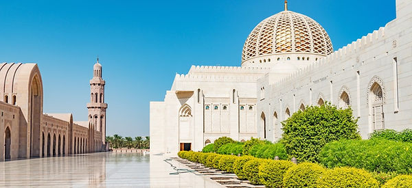 Sultan-Qaboos-Grand-Mosque-Area - omã.jp