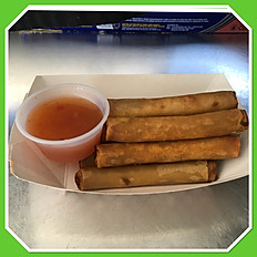 Lumpia:6 for $5.50/9 for 8.75/17 for 16.50