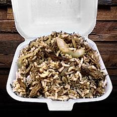#23 Pork Adobo Fried Rice