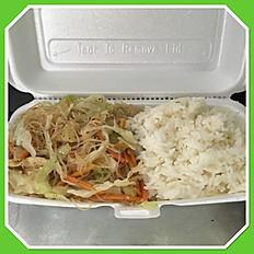 Pancit & Rice