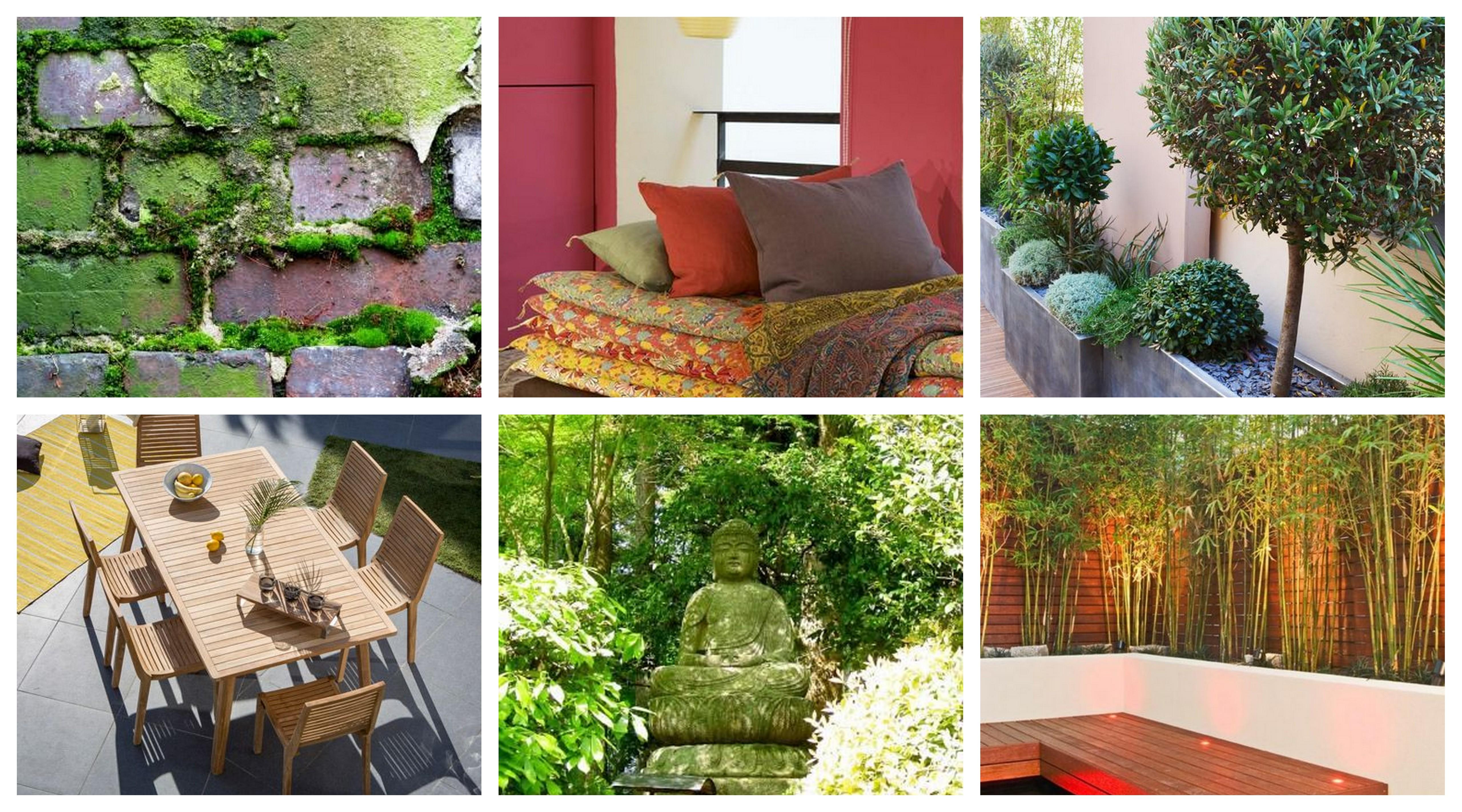 Planche tendance décoration terrasse