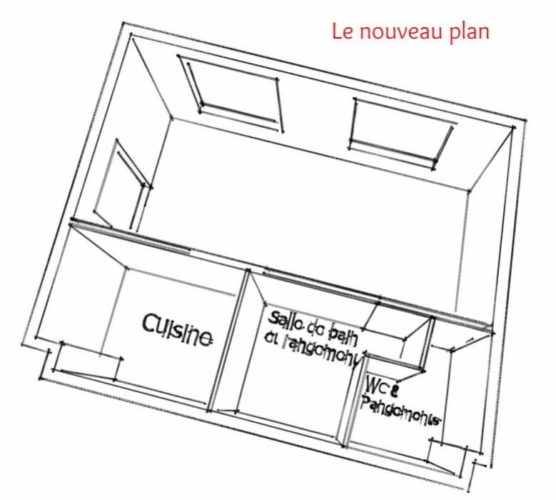 Plans nouvelle organisation