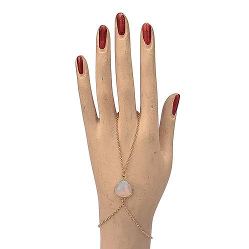 bijoux de main pierre de lune
