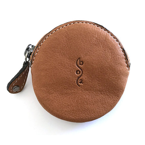 WATCH BAG in leather