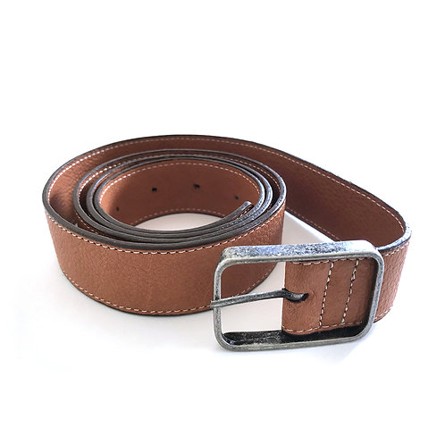 CEINTURE en cuir / leather BELT