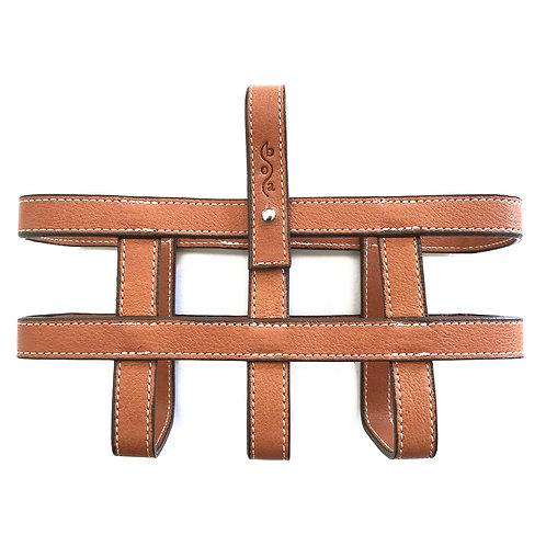 CAGE en cuir / leather CAGE