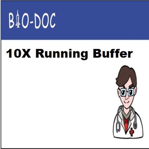 10X FAST Running Buffer