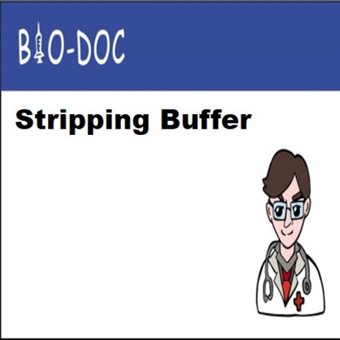 FAST Stripping Buffer